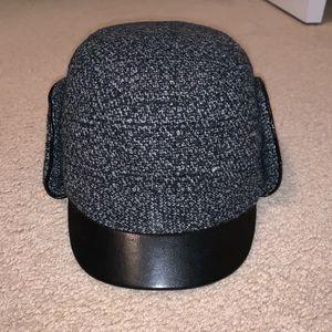 Beautiful winter style hat!
